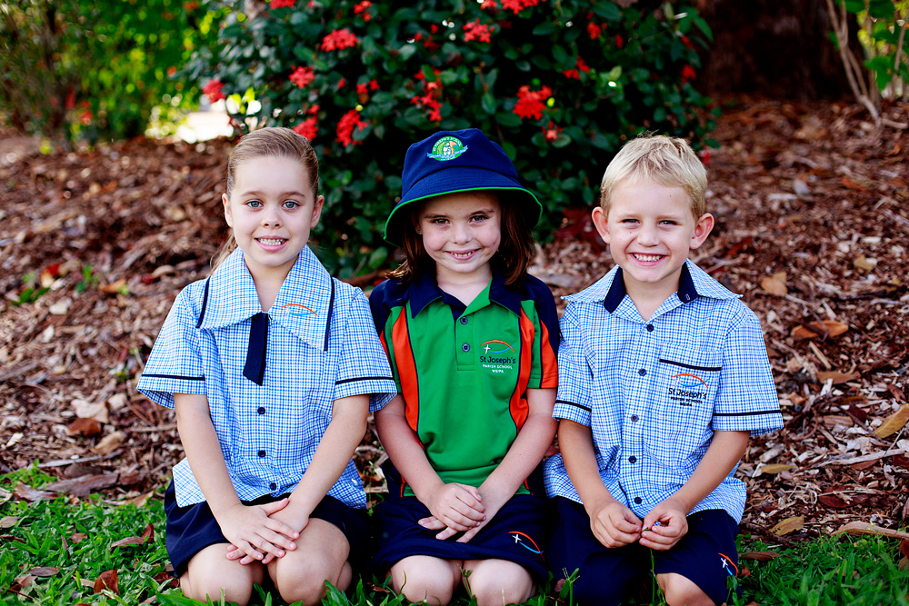 St Joseph's Parish School, Weipa school uniforms